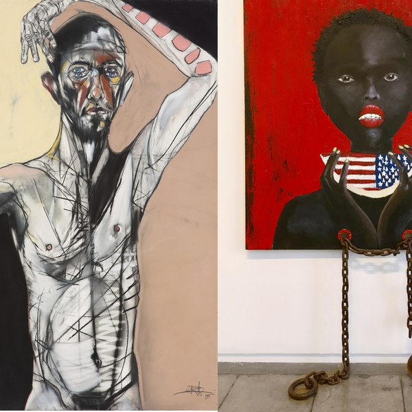 Exhibition Tour & Discussion with Kris Hargis & Willie Little