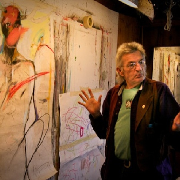 Painter Rick Bartow, 1946-2016