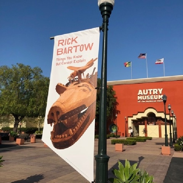 Rick Bartow Retrospective to Open at Autry Museum